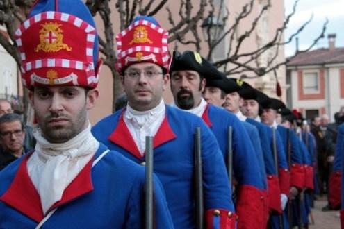 1.500 persones homenatgen els patriotes morts per l'exèrcit borbònic al Santuari de la Gleva