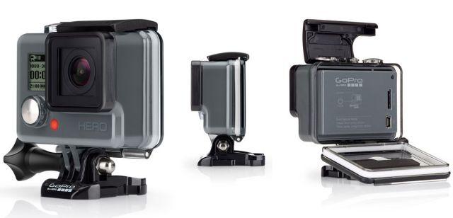 cámaras deportivas más vendidas abril