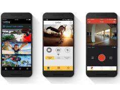 apps para cámaras deportivas