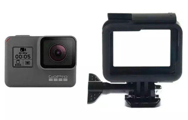 accesorios gopro hero 5 marco selfie