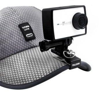 accesorios únicos para cámaras deportivas