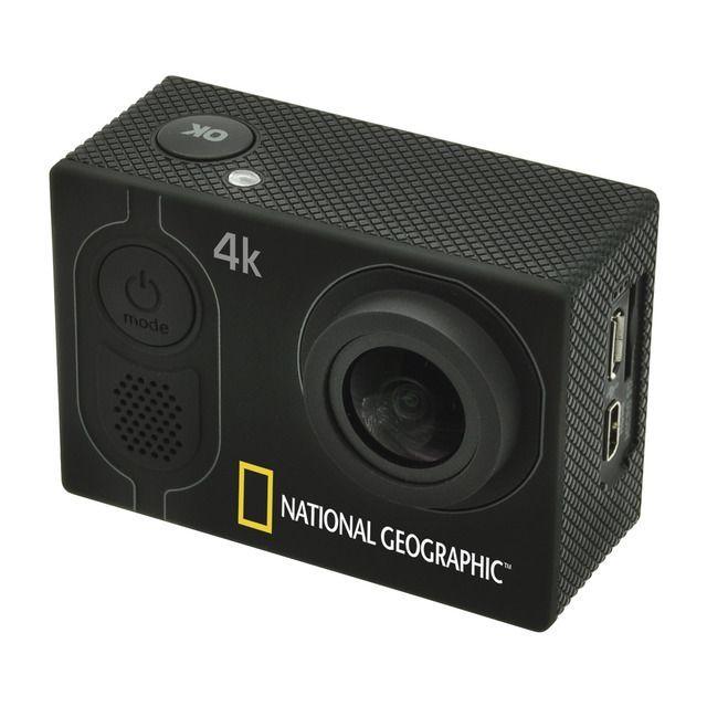 cámaras National Geographic 4K 16MP