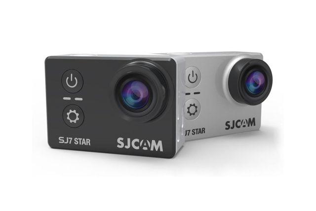 mejores cámaras deportivas 4K sjcam sj7 star