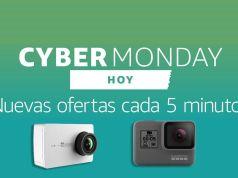 ofertas cámaras deportivas cyber monday