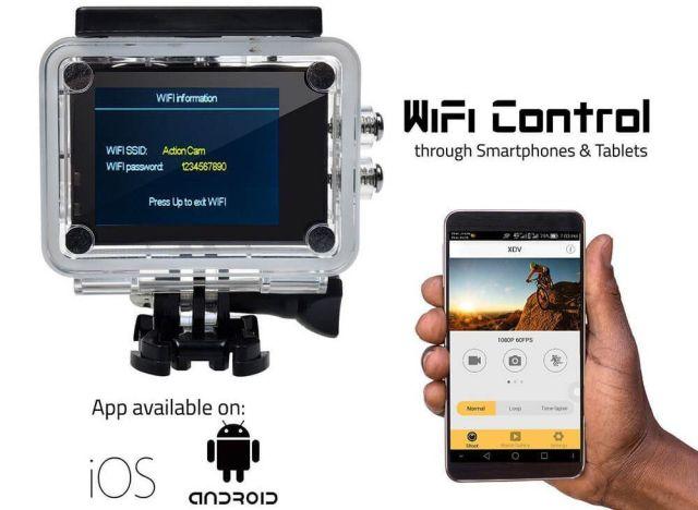 campark act74 app xdv
