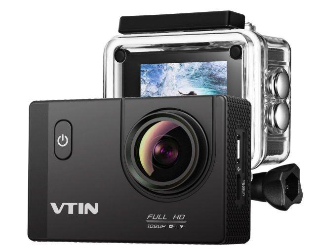 cámaras deportivas más vendidas abril 2017
