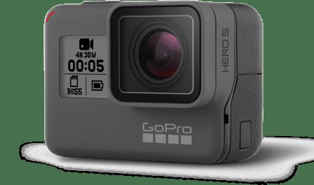 mejores cámaras deportivas para bucear hero 5