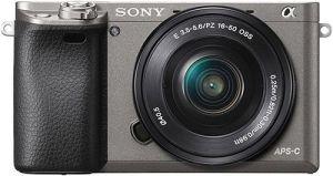 Sony A6000 - Cámara EVIL de 24 Mp