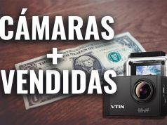 cámaras deportivas más vendidas junio 2017