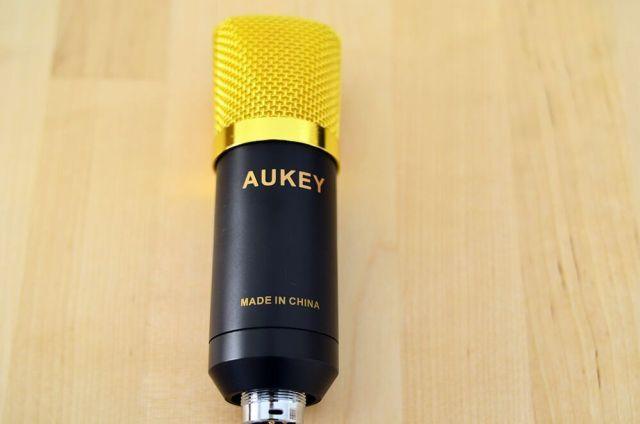 micrófono aukey gd-g1