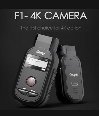 gitup f1 4k wifi action camera
