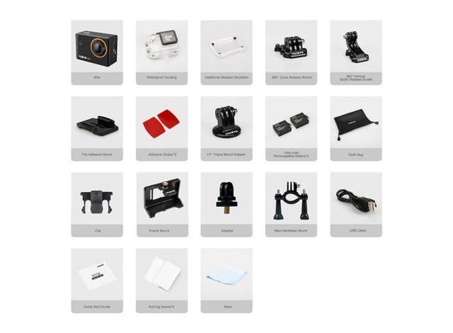 thieye i60e accesorios
