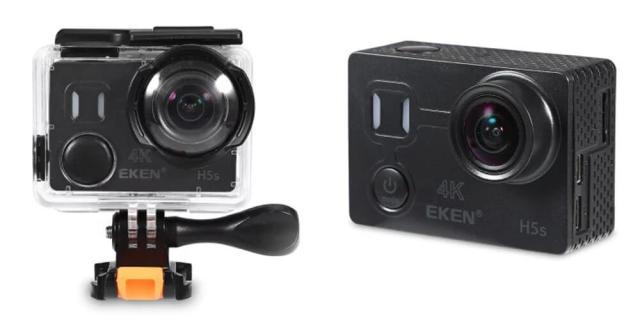 eken h5s 4k sports action camera