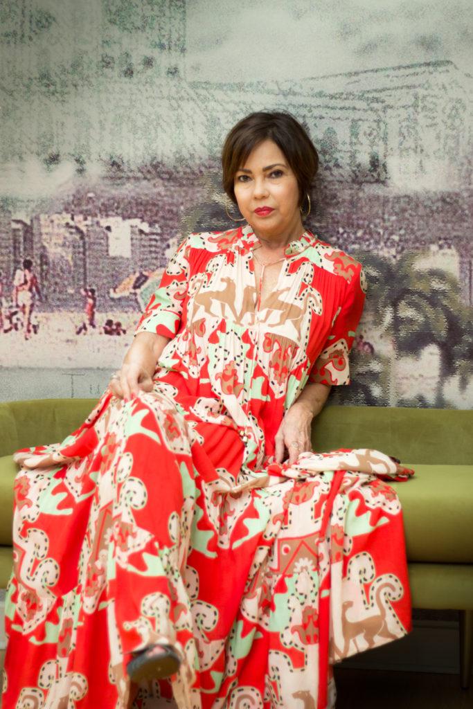 Adriana-degreas-vestido-rojo-verano-2017