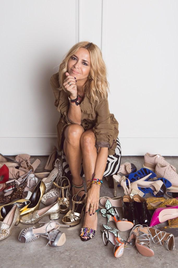 Irma Martínez, la estilista de las celebridades
