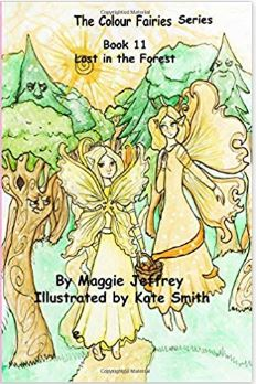 The Colour Fairies Series Book 11 Lost in the Forest