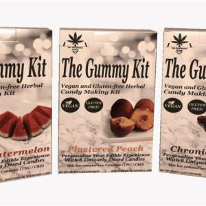 Gummy Weed Edibles Kits