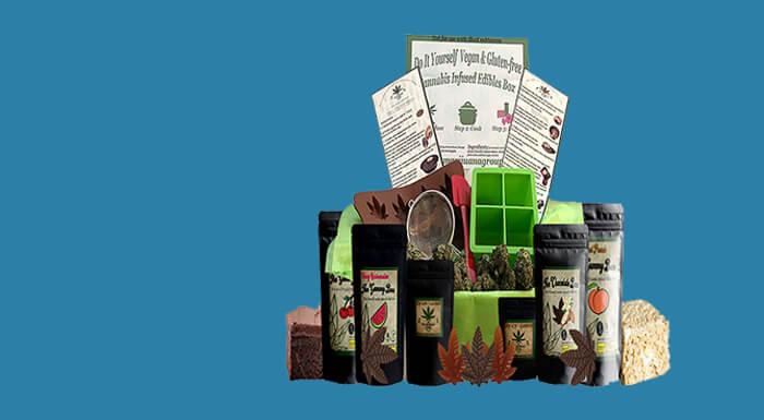 Weed Edible Kits
