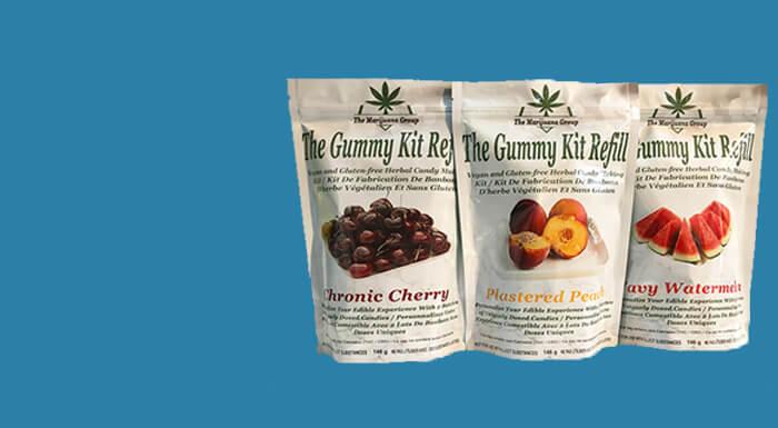 Weed Edible Kit Refills