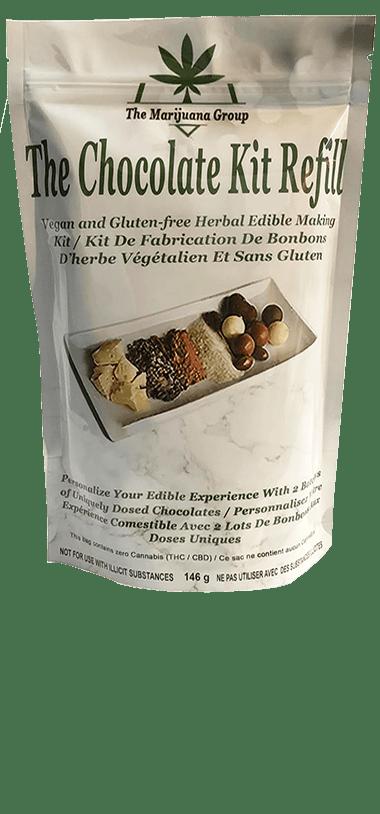 Micanna Chocolate Refill Bag