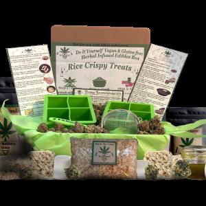 Rice Crispy Weed Edibles Kit