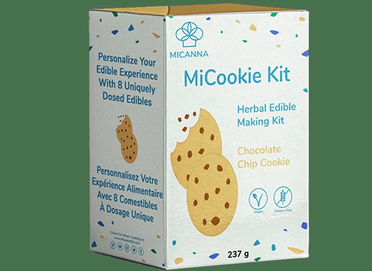 Micanna Cookie Weed Edibles Kit