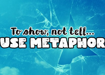 Show Vs. Tell: On Using Comparisons (Author Toolbox)