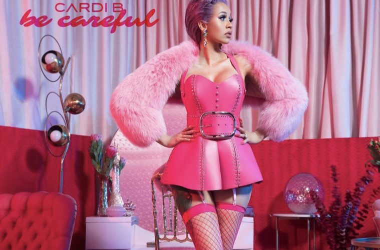 Cardi-B-Be-Careful-New Songs Five Track Friday