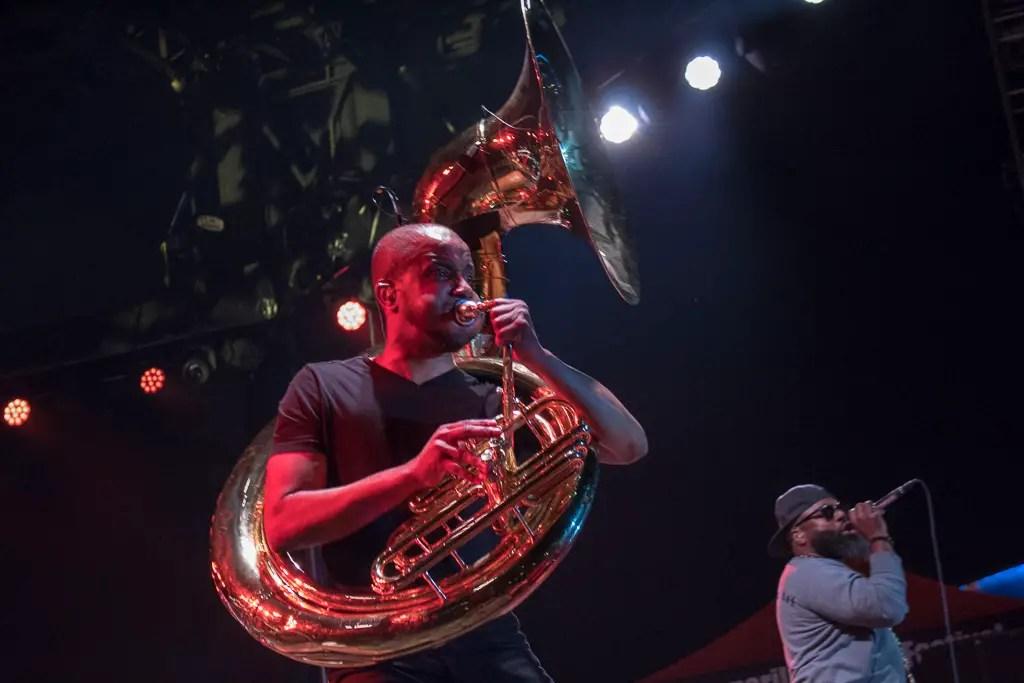 The Roots & More; Official Gasparilla Music Festival Album