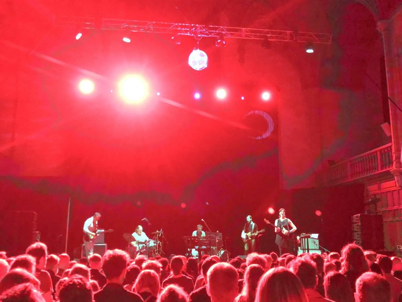 Stereolab's ethereal art-pop lights up the RCC Fringe