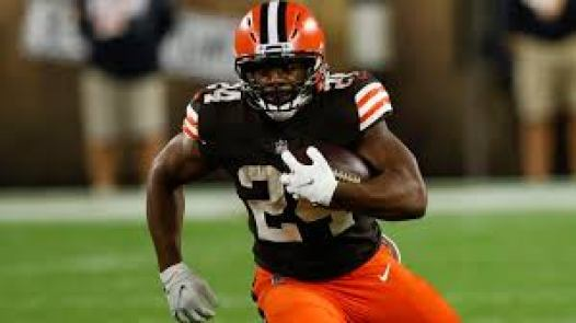 Nick Chubb Stats, News & Video - RB | NFL.com