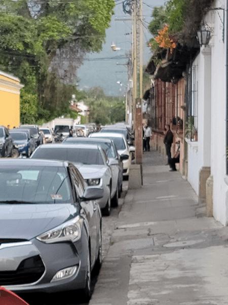 Antigua, Guatemala street