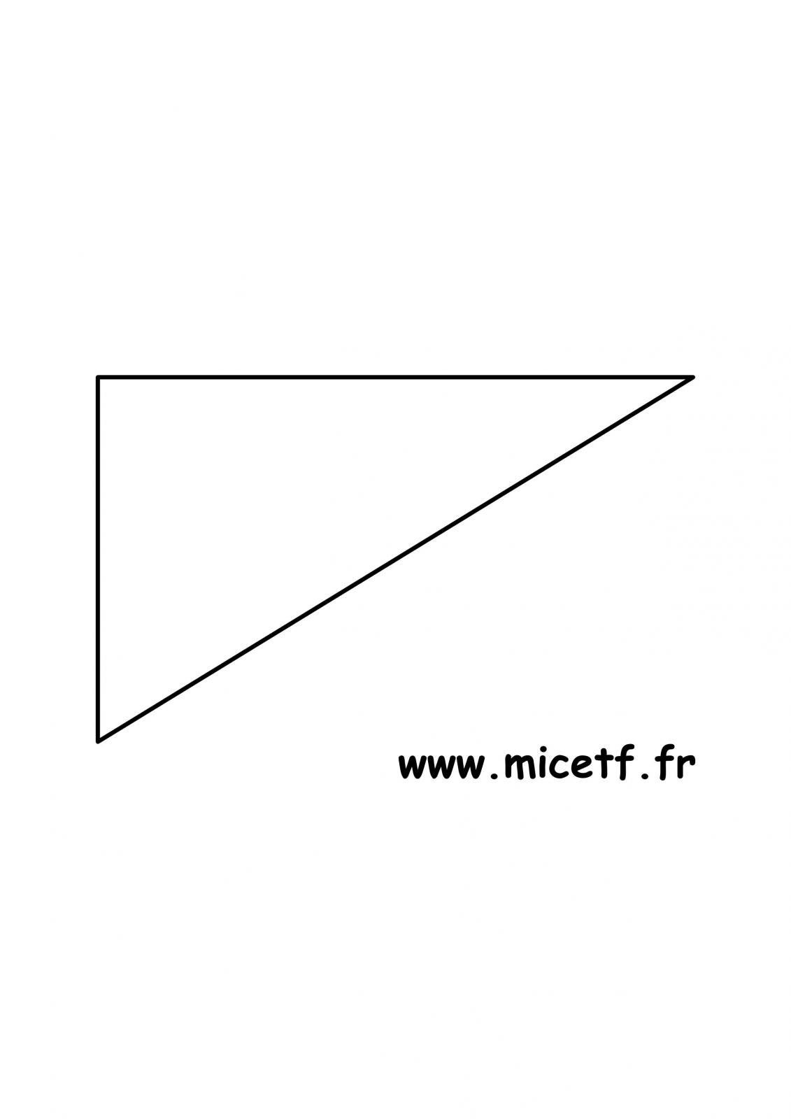 Triangle Rectangle Des Outils Pour La Classe Le Blog