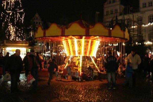 Wittenberger Weihnachtsmarkt 6.12.08