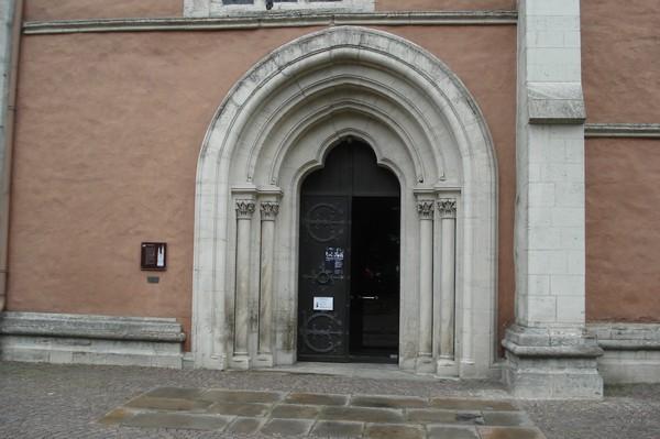 St Katharinen Kirche Braunschweig 25.6.09