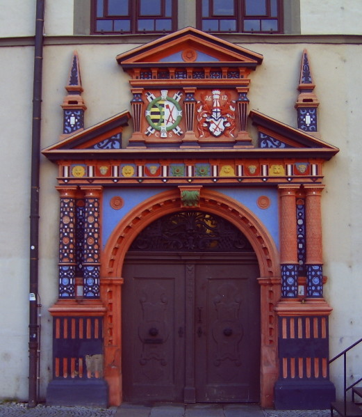 Sachsen Anhalt, Naumburg