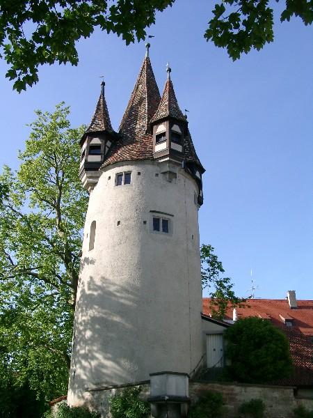Bodensee, Lindau 2003