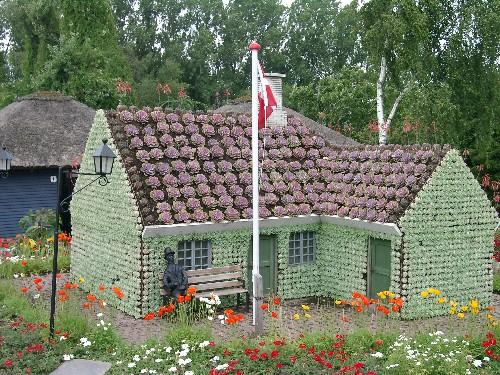 Dänemark, Blomsterpark