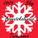 Blog Adventslogo 2009