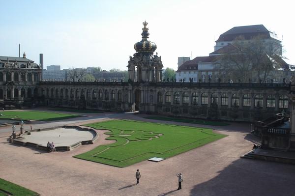Dresden 16.4.09
