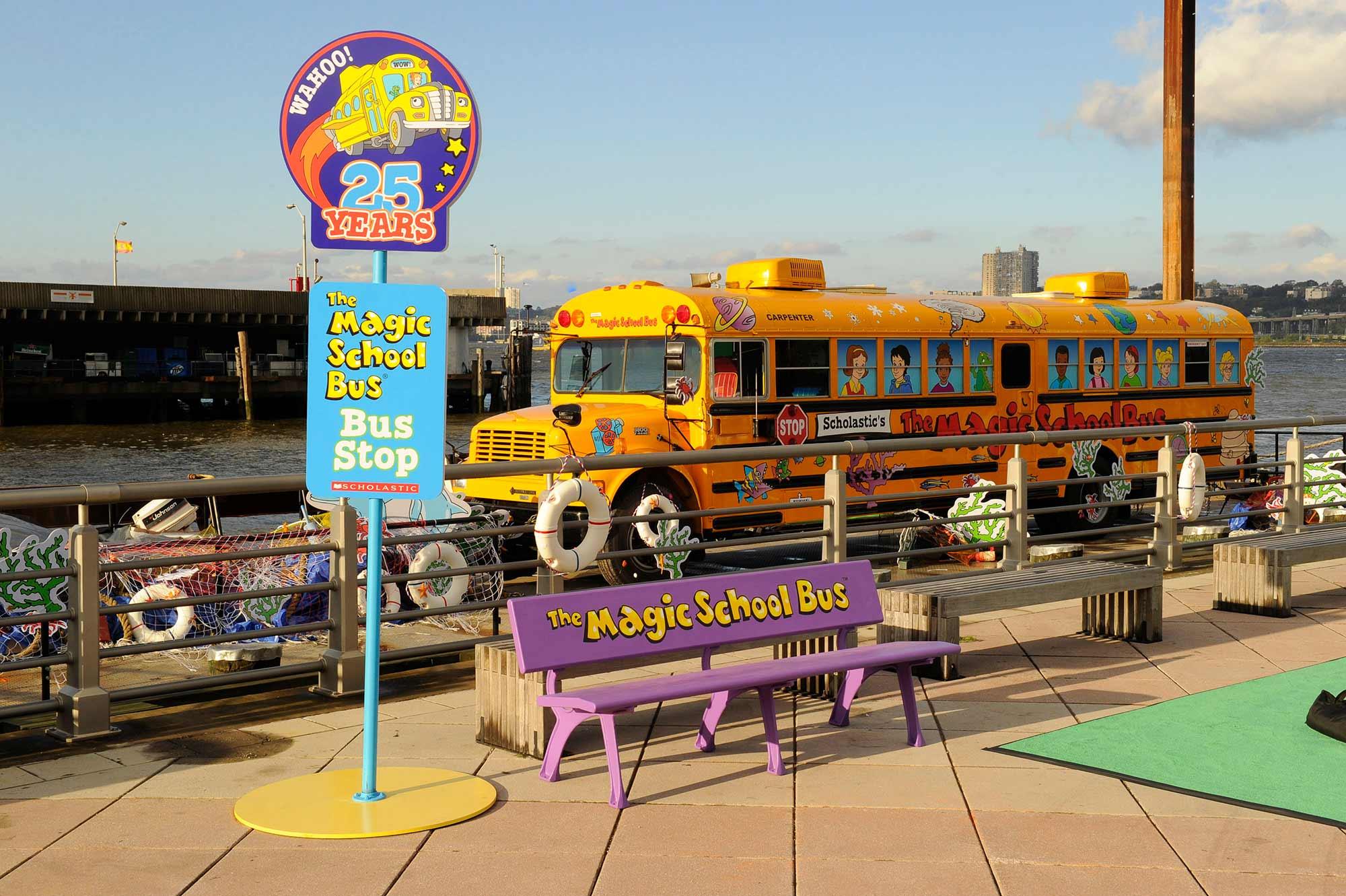 Case Study Spotlight Scholastic S The Magic School Bus