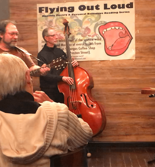 Molly's Mutts performs at Flying Out Loud 12 Nove 2018