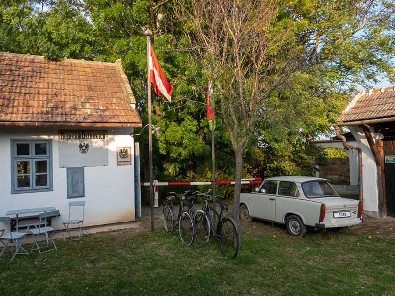 Dorfmuseum Mönchhof, Burgenland, Austria