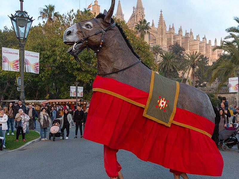 Playa de Palma-Palma de Mallorca-Karneval-Mallorca-Balearic Islands-Spanien-Spain-BV4A5782