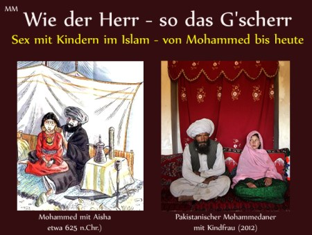 category sexuelle perversionen islam