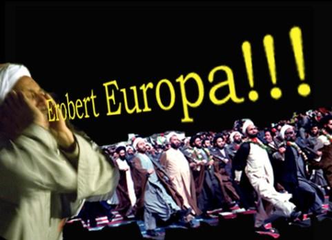 Europa Eroberung durch Islam