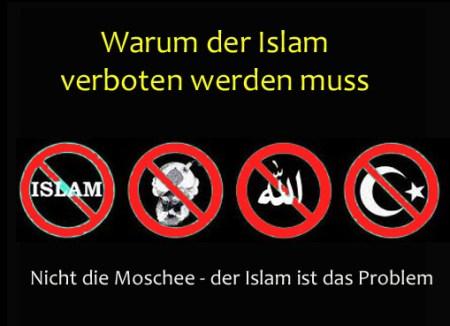 Verbot Islam