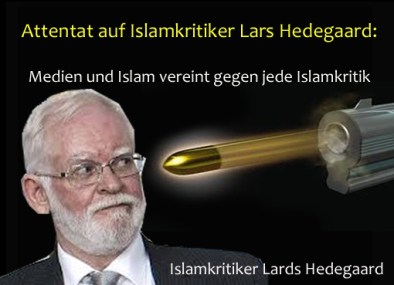 Mordanschlag auf Islamkritiker