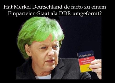 Merkel und DDR2