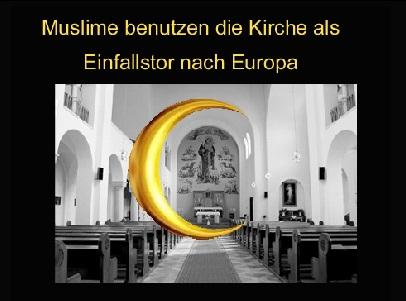 muslimische betrueger